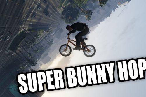 Super BMX - Bunnyhop & Speed