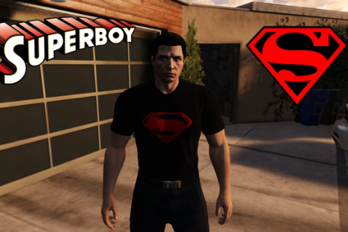 Super Boy [Add-On Ped]
