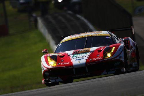 SUPER GT 2016 Ferrari 488 JMS LMCorsa Team