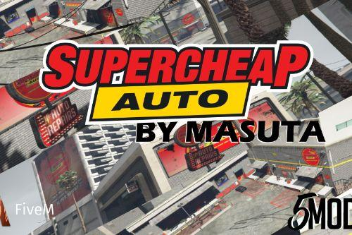 SuperCheapAutos Repair Shop