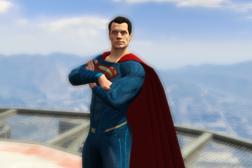 Superman BvS Injustice 2 [Add-On Ped]