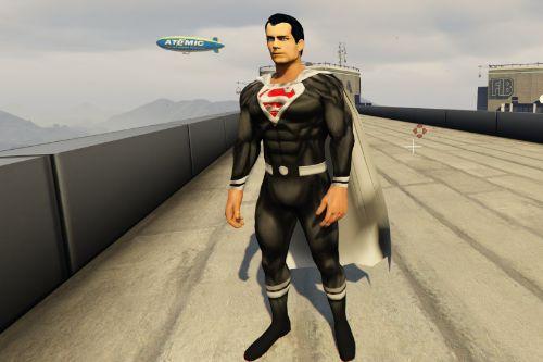 Superman BvS Injustice 2 - Retexture - JUSTICELORDS