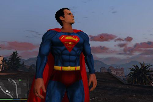 Superman BvS Injustice 2 - Retexture