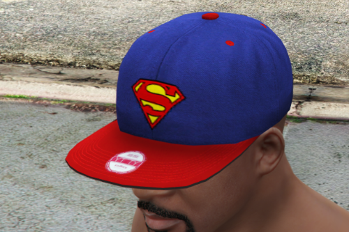 Superman Cap [2K]