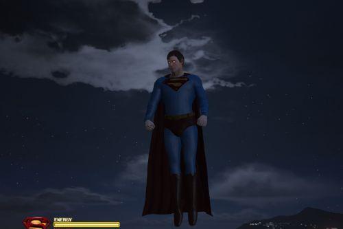 Superman III Evil Reeves