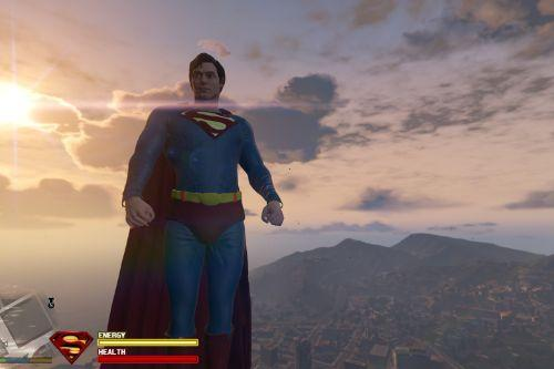 Superman III Classic Reeves