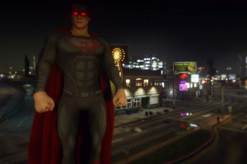 Superman Red Son [Add-On Ped]