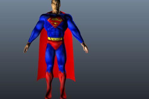 Superman Retexture