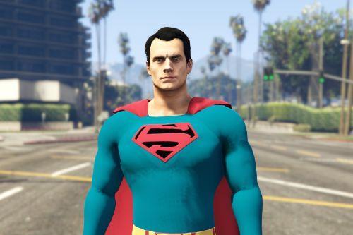 Superman Year One Retexture