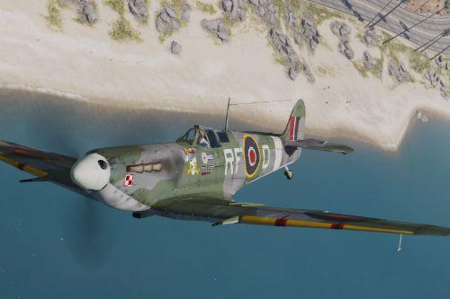 Supermarine Spitfire Mk.IIB [Add-On]