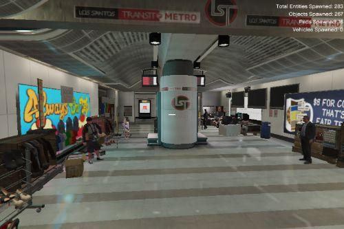 SuperMarket Metro