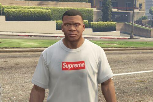 Supreme Shirt For Franklin