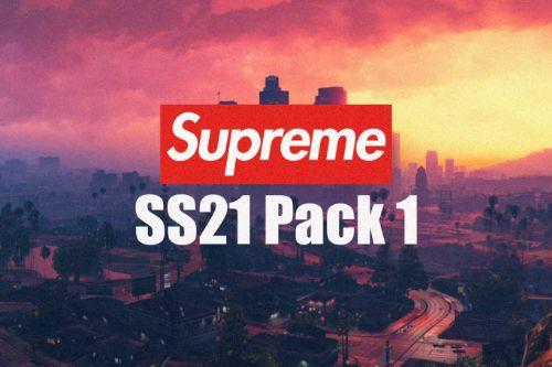 Supreme SS21 Pack 1
