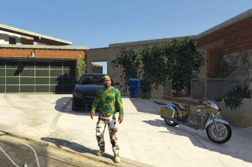 Supreme Sweater and Pants for Franklin