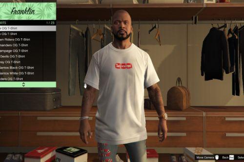e84ffb5bfe38 Latest GTA 5 Mods - T Shirt - GTA5-Mods.com