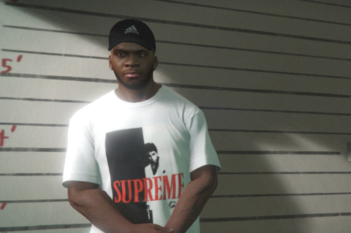 Supreme x Scarface T-Shirt for Franklin