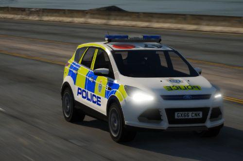 Sussex Police 2016 Ford Kuga IRV