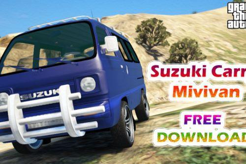 Suzuki Carry Minivan