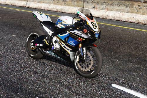 Suzuki GSX-R 1000 Superbike [Addon]