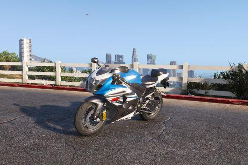 Suzuki GSXR1000 2014 [Add-On | Tuning]