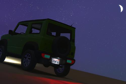 Suzuki Jimny Sierra 2019 [FiveM / Replace]