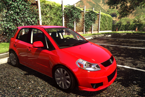 Suzuki SX4 Sportback [Add-On | LODs]