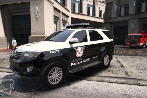 SW4 Policia Civil Exclusiva