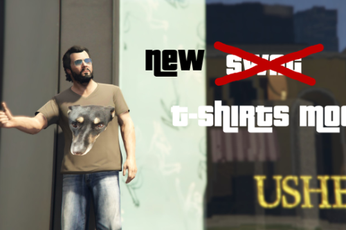 New T-Shirts Pack (Read Description)