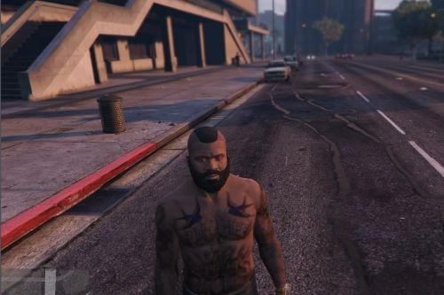 05b8e3 tattoo franklin torso gtav forum4life