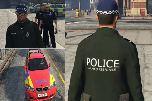 SWAT Armed Response and CID