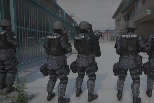 Swat ped