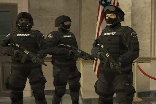 SWAT - Special Forces of the US Police
