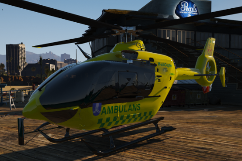 Swedish Air Ambulance