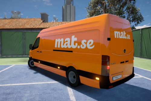 Swedish Mat.se Car