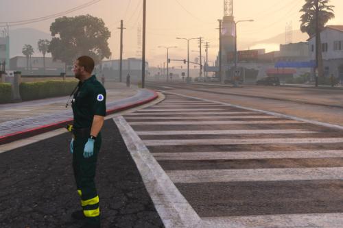 Swedish Paramedic Ped |