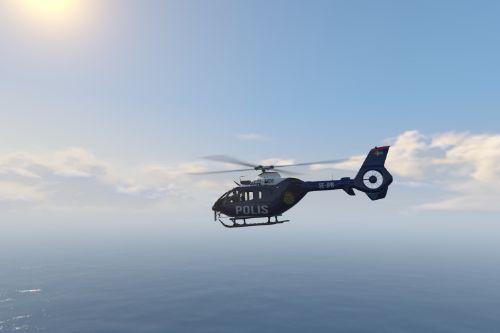 Swedish Police | Helicopter EC 135