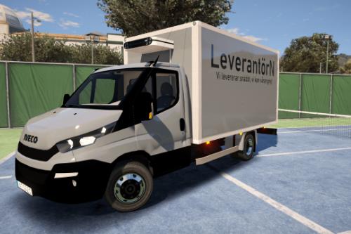 Swedish Supplier Car
