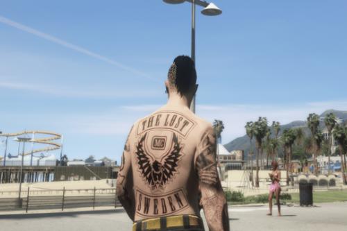 MP Swedish the lost mc tattoo