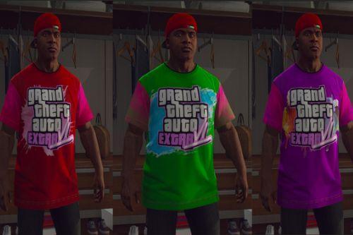 Sweet  Grand Theft Auto Extra VI shirt