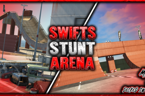 Swifts Stunt Arena [FiveM / SP / YMAP]