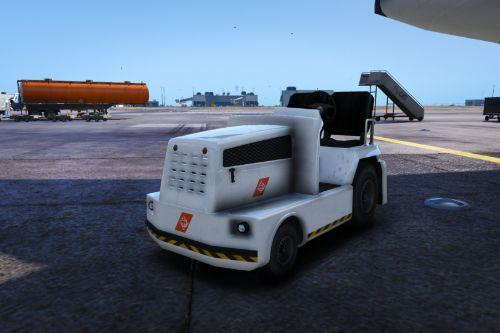 Swissport Airport Vehicles [Replace]