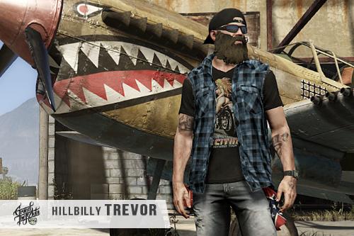 [T] Hillbilly Trevor