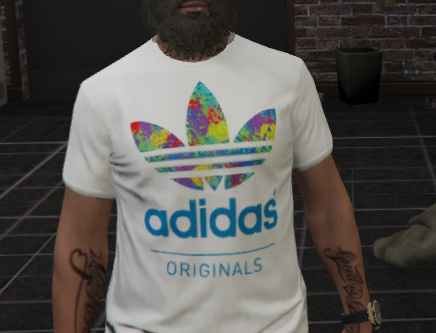 T-shirt Adidas For Male MP FiveM