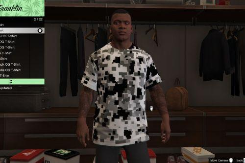 T-Shirt Pack for Franklin