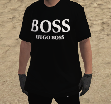 T-shirt pack for mp male