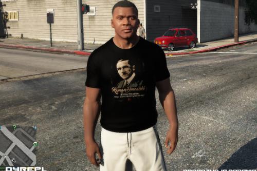 T-Shirt Roman Dmowski