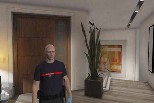 T-shirt sapeurs-pompiers (66)