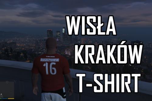 T-Shirt Wisla Cracow Koszulka Wisła Kraków