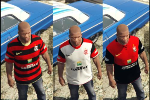 T-Shirts Soccer C.R. Flamengo Nike kit 2008