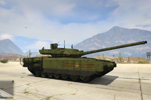T-14 Armata [Add-On]